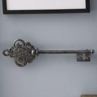 Black Metal Key Wall Dcor & Reviews   Birch Lane