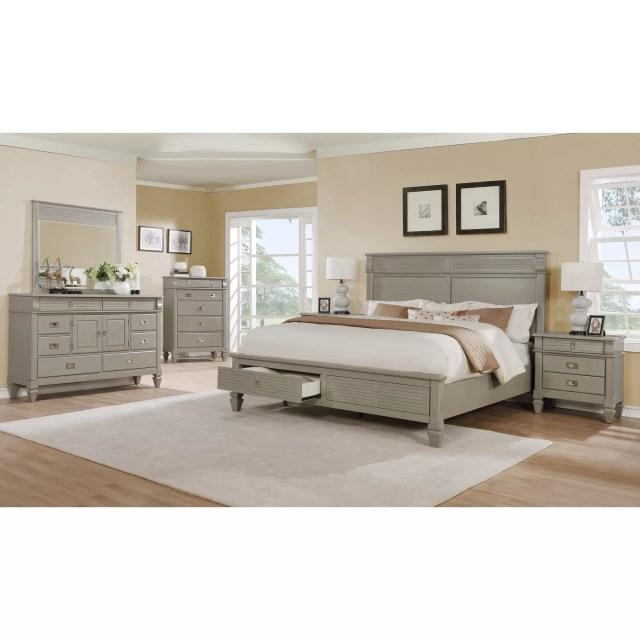 Cozy And Warm Solid Wood Bedroom Furniture Enhancing Bedrooms