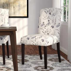 Blue Floral Chair Pink Velvet Andover Mills Buchanan Side In Soft