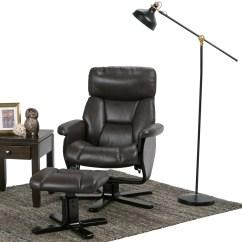 Euro Recliner Chair Church Chairs Wood Frame Simpli Home Whitman Wayfair Ca