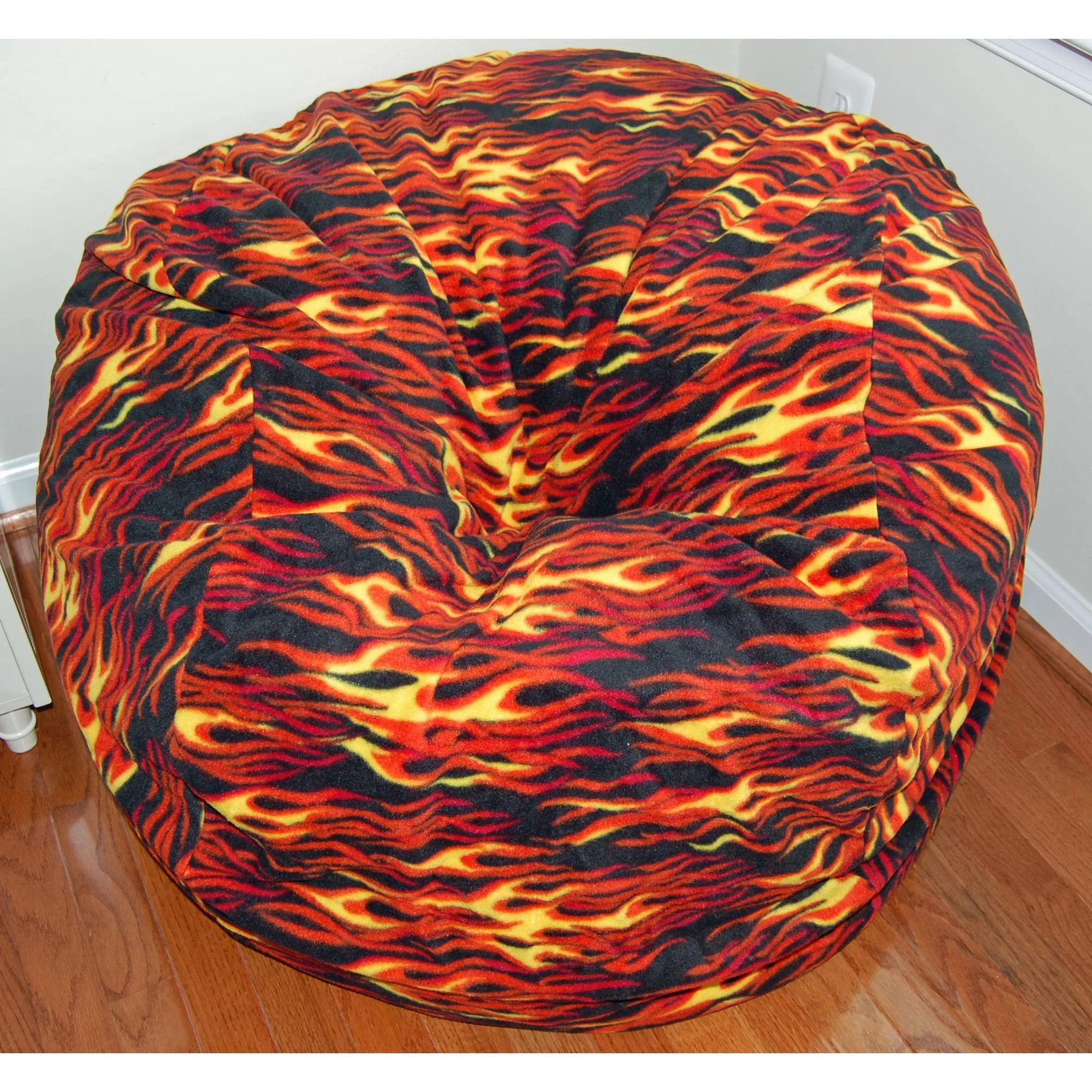 bean bag chair cost roman for sale ahh products wayfair