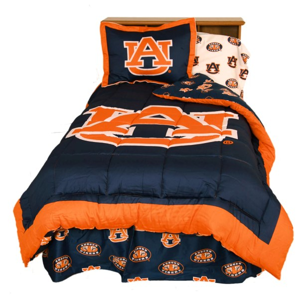 College Covers Ncaa Auburn Bedding Comforter Collection