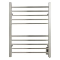Amba Radiant Wall Mount Hardwired Electric Towel Warmer ...