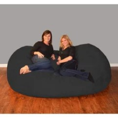 What Size Bean Bag Chair Do I Need Mushroom Table And Chairs Extra Large You'll Love | Wayfair