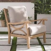 Birch Lane Brunswick Teak Chair &