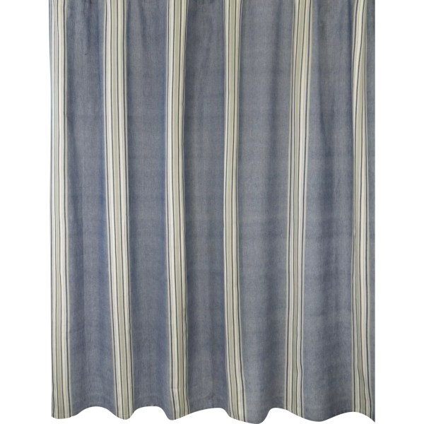 Farmhouse Shower Curtains Cotton