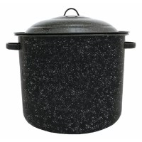 Granite Ware Graniteware Stock Pot with Lid & Reviews