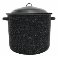 Granite Ware Graniteware Stock Pot with Lid & Reviews ...