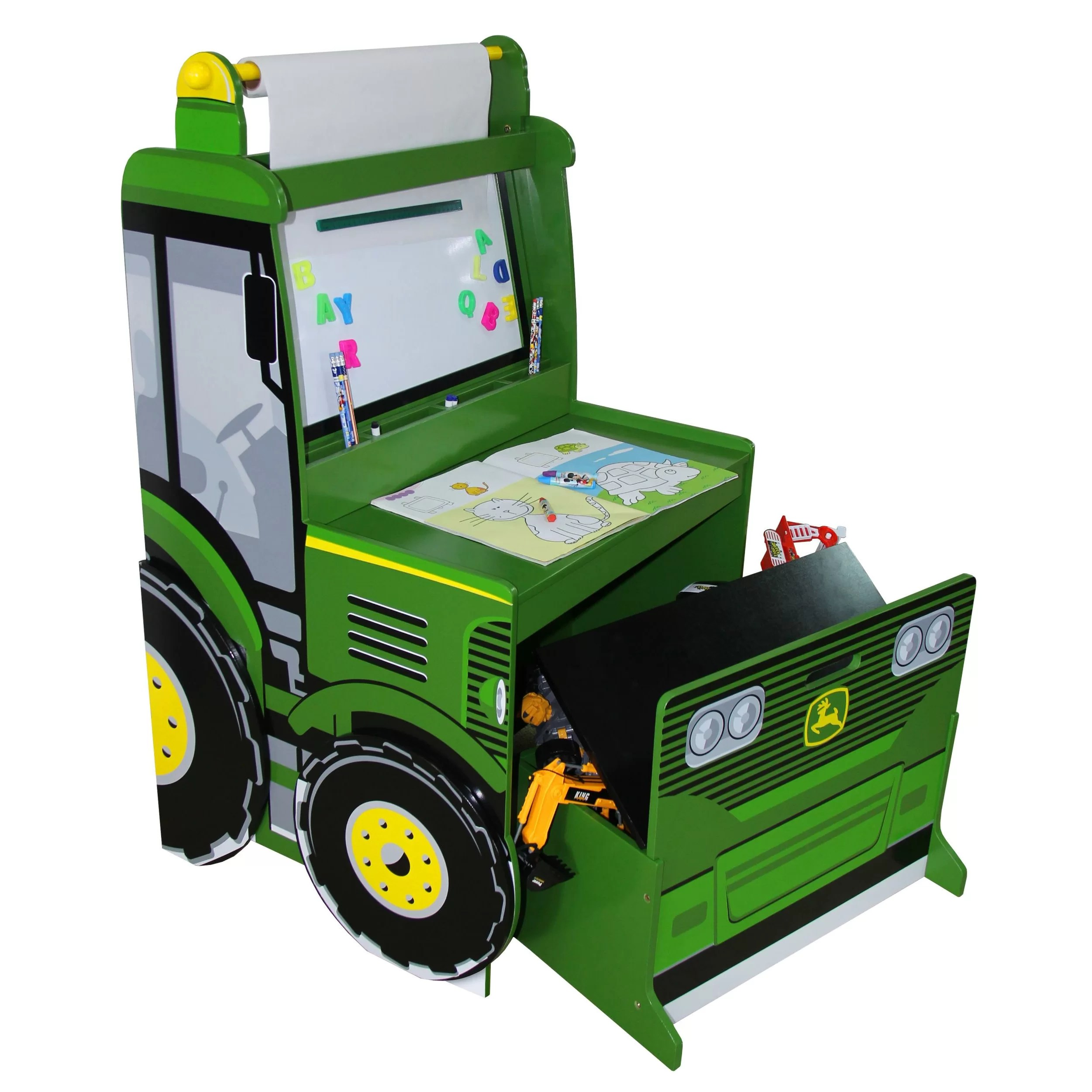 john deere office chair chairs for babies to sit up in magnetic board easel wayfair