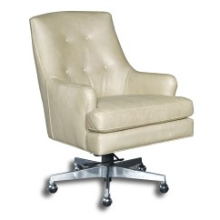 Hooker Leather Chair Sit To Stand Exercise Furniture Triton Desk And Reviews Wayfair