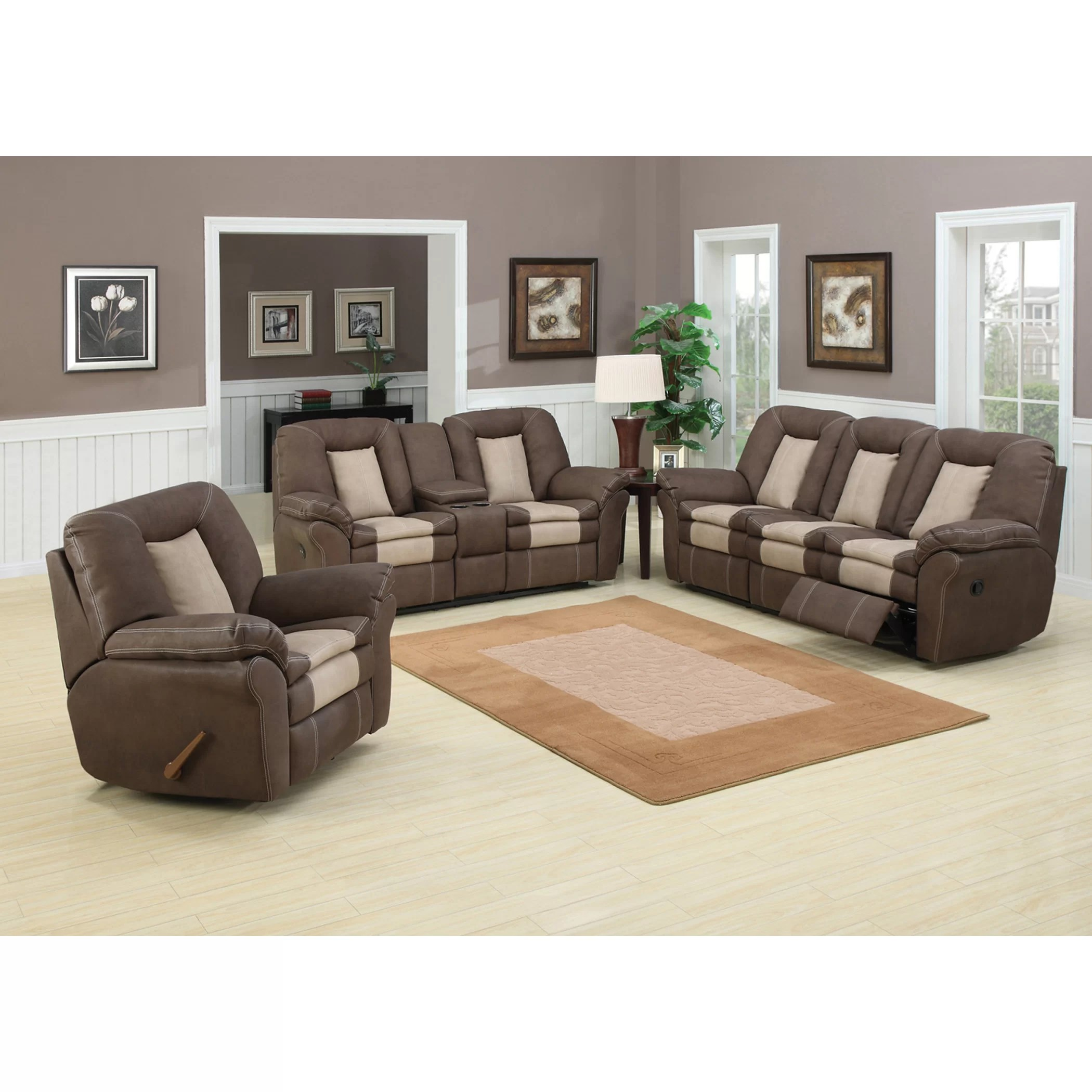 plush magnum sofa review pet covers with straps ac pacific carson living room dual reclining