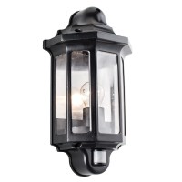 Saxby Lighting Traditional 1 Light Outdoor Flush Mount ...