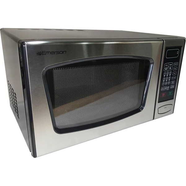 Emerson Radio Corp. 0.9 Cu. Ft. 900w Countertop Microwave &