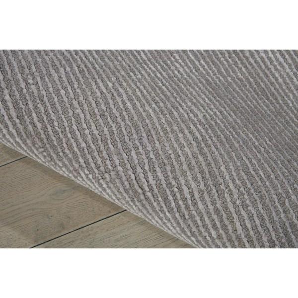 Calvin Klein Home Ravine Hand-tufted Grey Area Rug