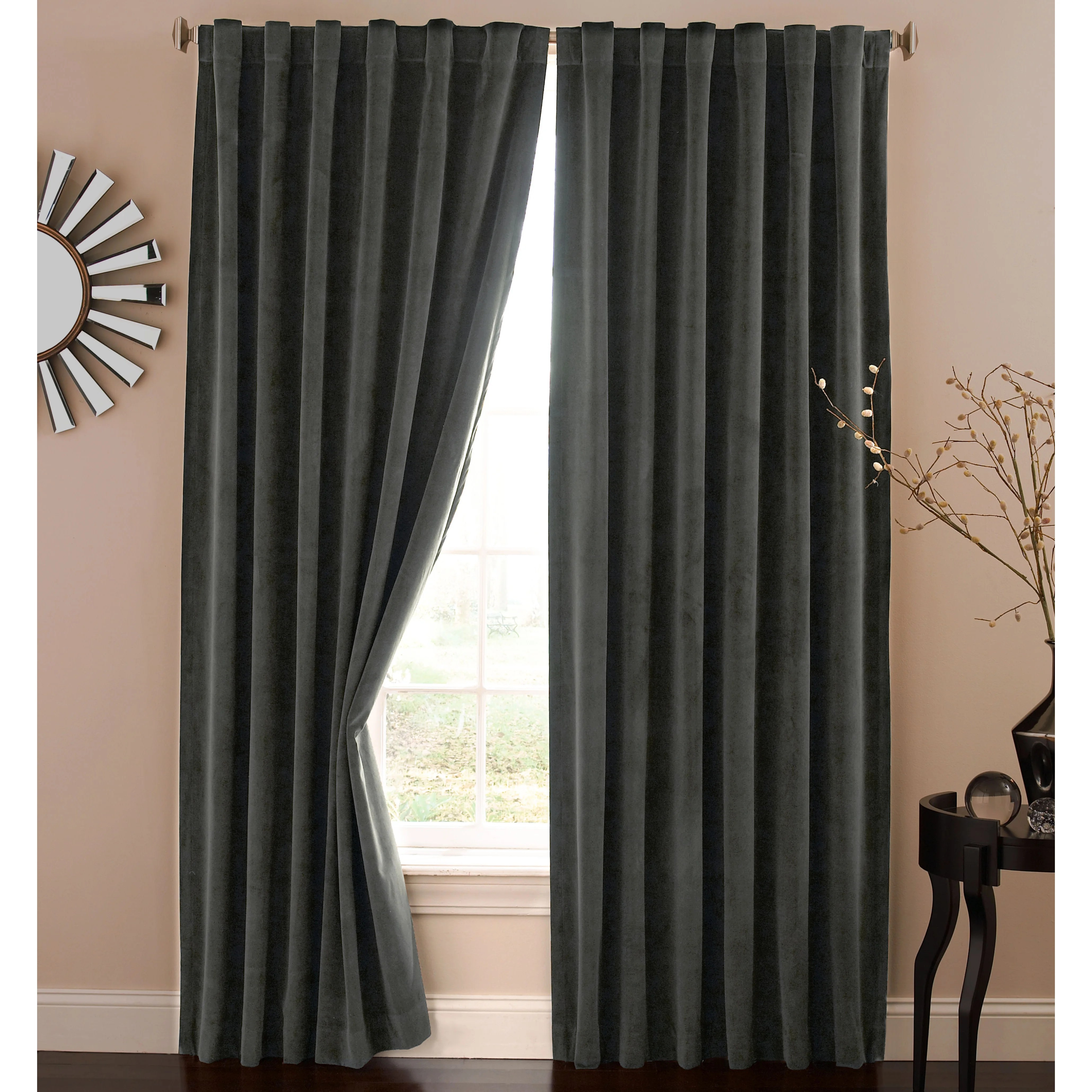 Absolute Zero™ Blackout Thermal Single Curtain Panel & Reviews