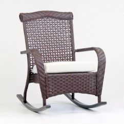 Wayfair Rocking Chair Cushions Dining Room Table With Bench And Chairs South Sea Rattan Martinique Cushion