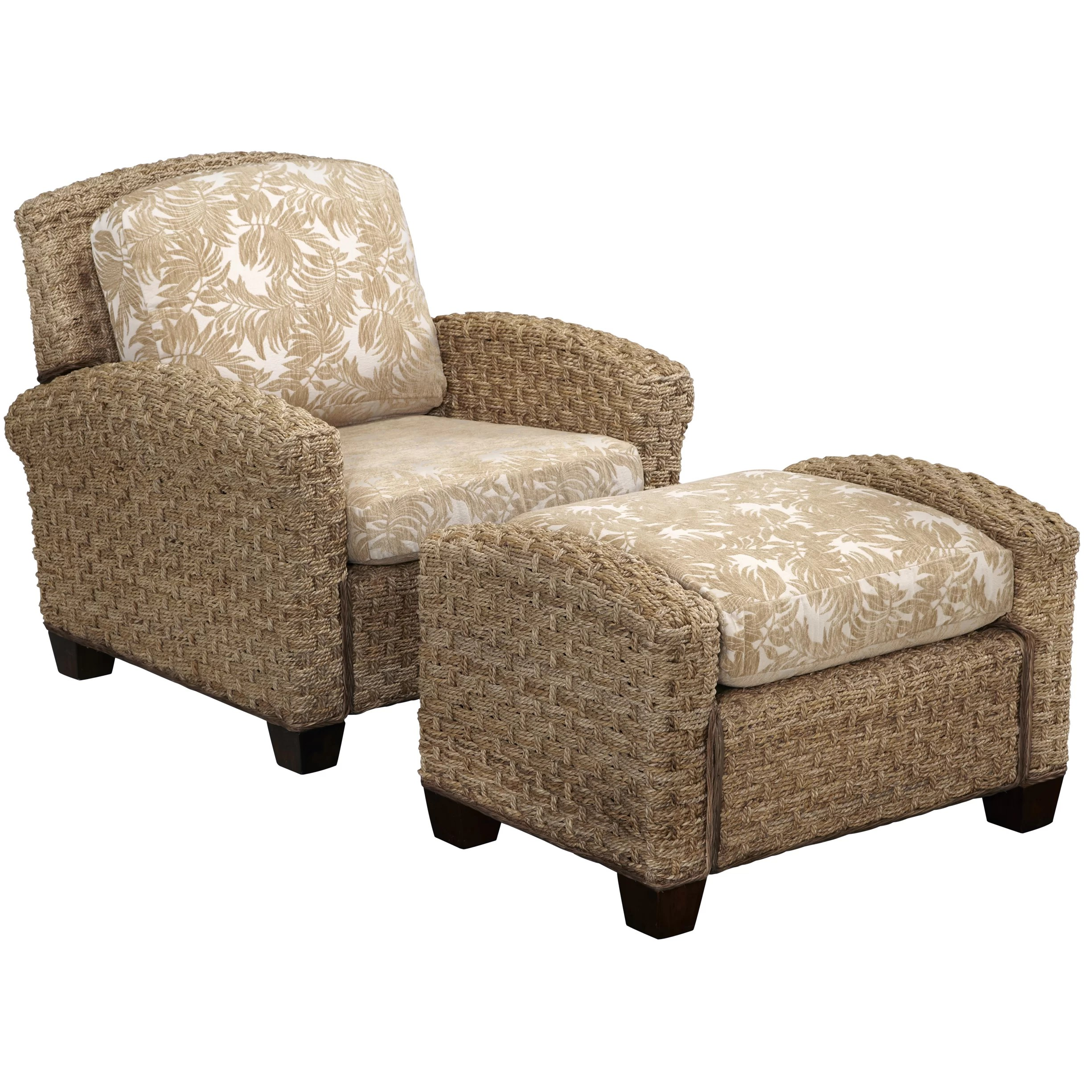 Cabana Chair Home Styles Cabana Banana Ii Chair And Ottoman And Reviews