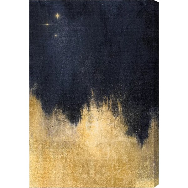 Oliver Gal Stars In Night Painting Print