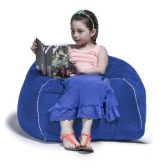 Child Bean Bag Chair Personalized Gravity Lawn Jaxx 2 5 39 Kids Club And Reviews Wayfair