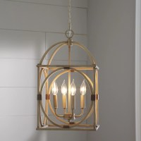 Loraine 4-Light Candle-Style Chandelier & Reviews | Joss ...