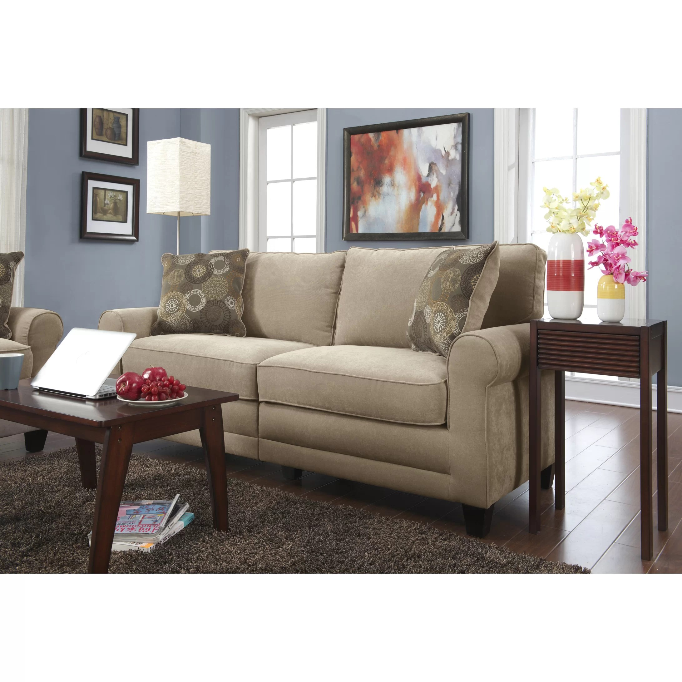 Serta at Home Copenhagen Sofa  Reviews  Wayfair