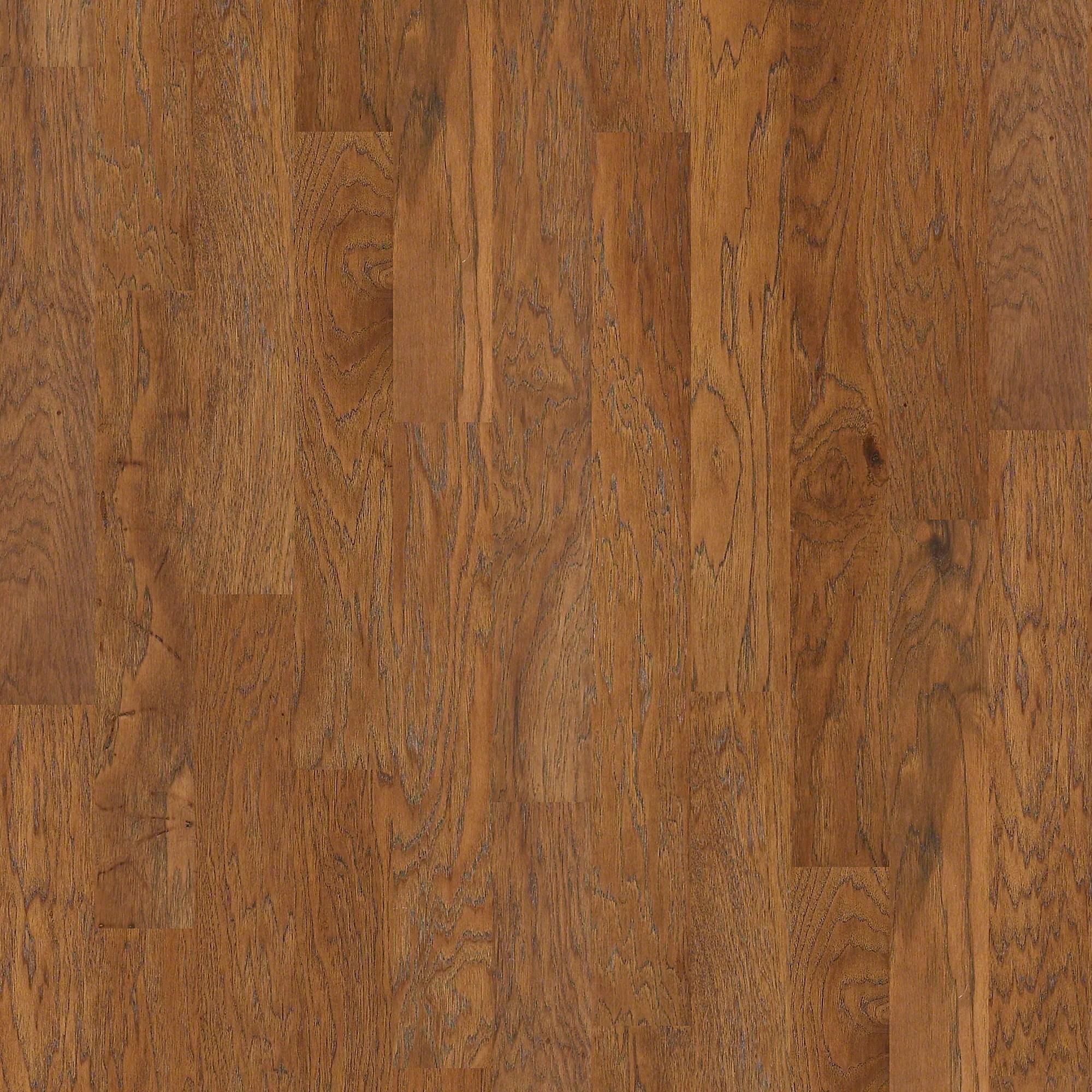 Shaw Floors Victorian Hickory 48 Engineered Hickory