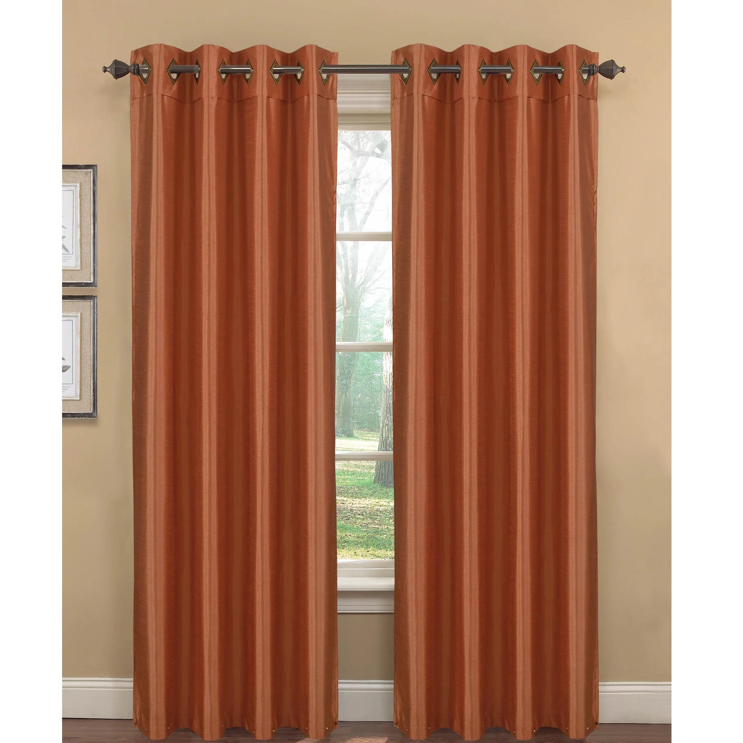 Marvelous Window Elements Kim Extra Wide Grommet Curtain Panels U0026 Reviews