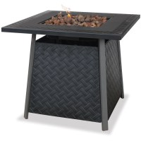 Uniflame LP Gas Outdoor Fire Pit Table & Reviews | Wayfair.ca