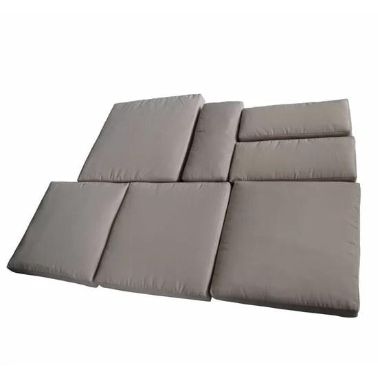 Homcom Outsunny Replacement Sofa Cushion Slipcover