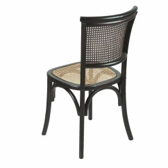 Cane With Chair Metal Folding Covers For Sale Adecotrading Dining Side Wayfair
