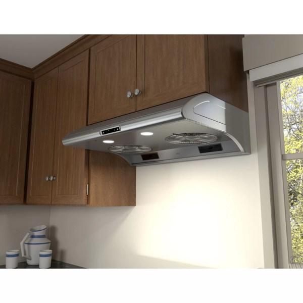 Kitchen Under Cabinet Range Hood