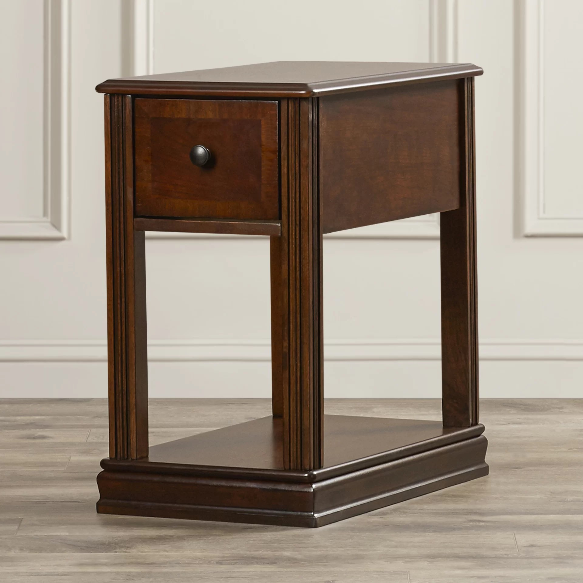 Chair Side Table Darby Home Co Busse Chairside Table And Reviews Wayfair