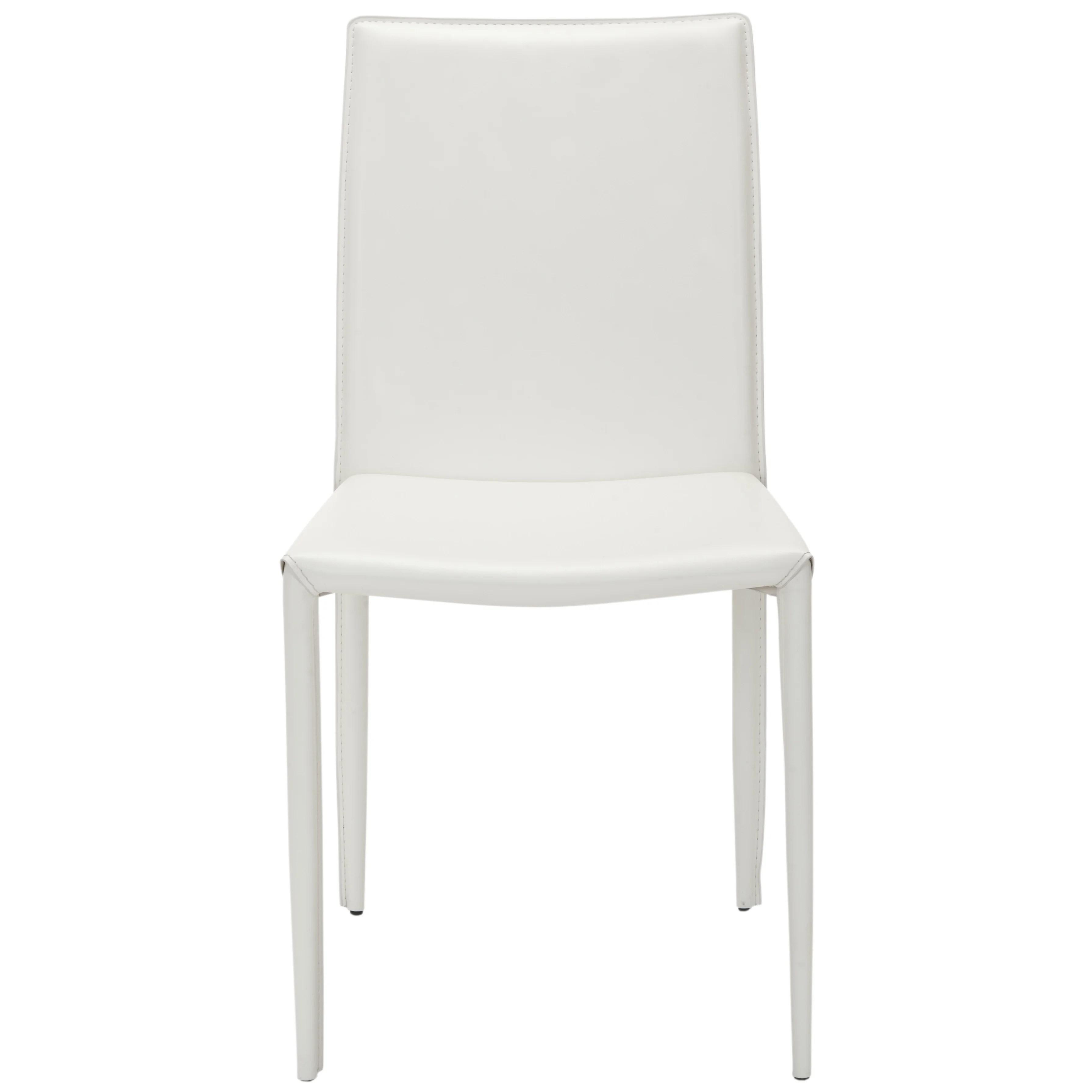 safavieh karna dining chair cloth covers corrigan studio coralie side and reviews wayfair