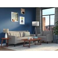 Langley Street Ponderosa Mid Century Sofa & Reviews