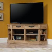 Bungalow Rose Mont-Dore Corner TV Stand & Reviews | Wayfair