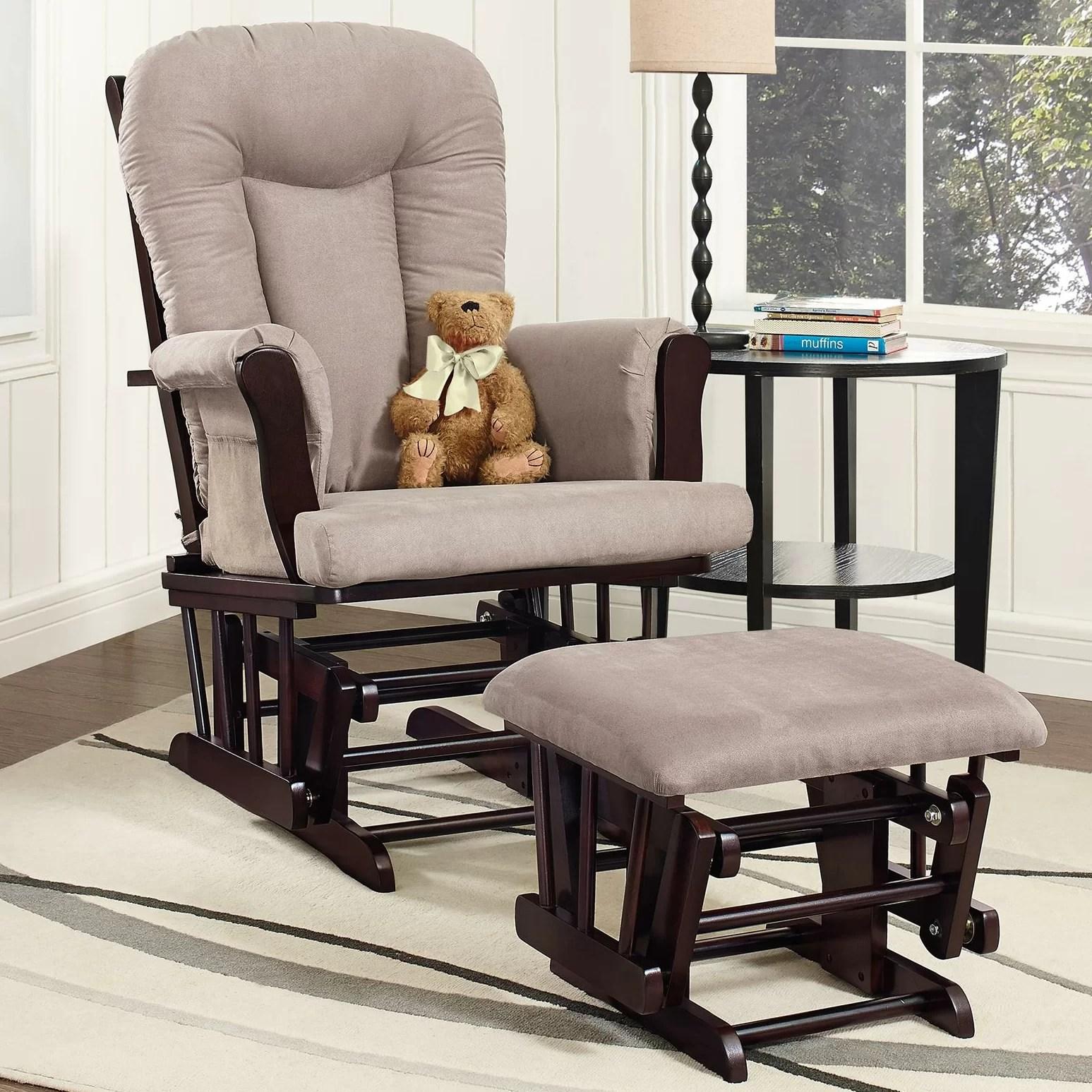 nursery rocker chair reviews first years high viv 43 rae lucien and ottoman wayfair