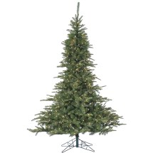 Fraser Hill Farm Cluster Pine 7.5' Green Artificial