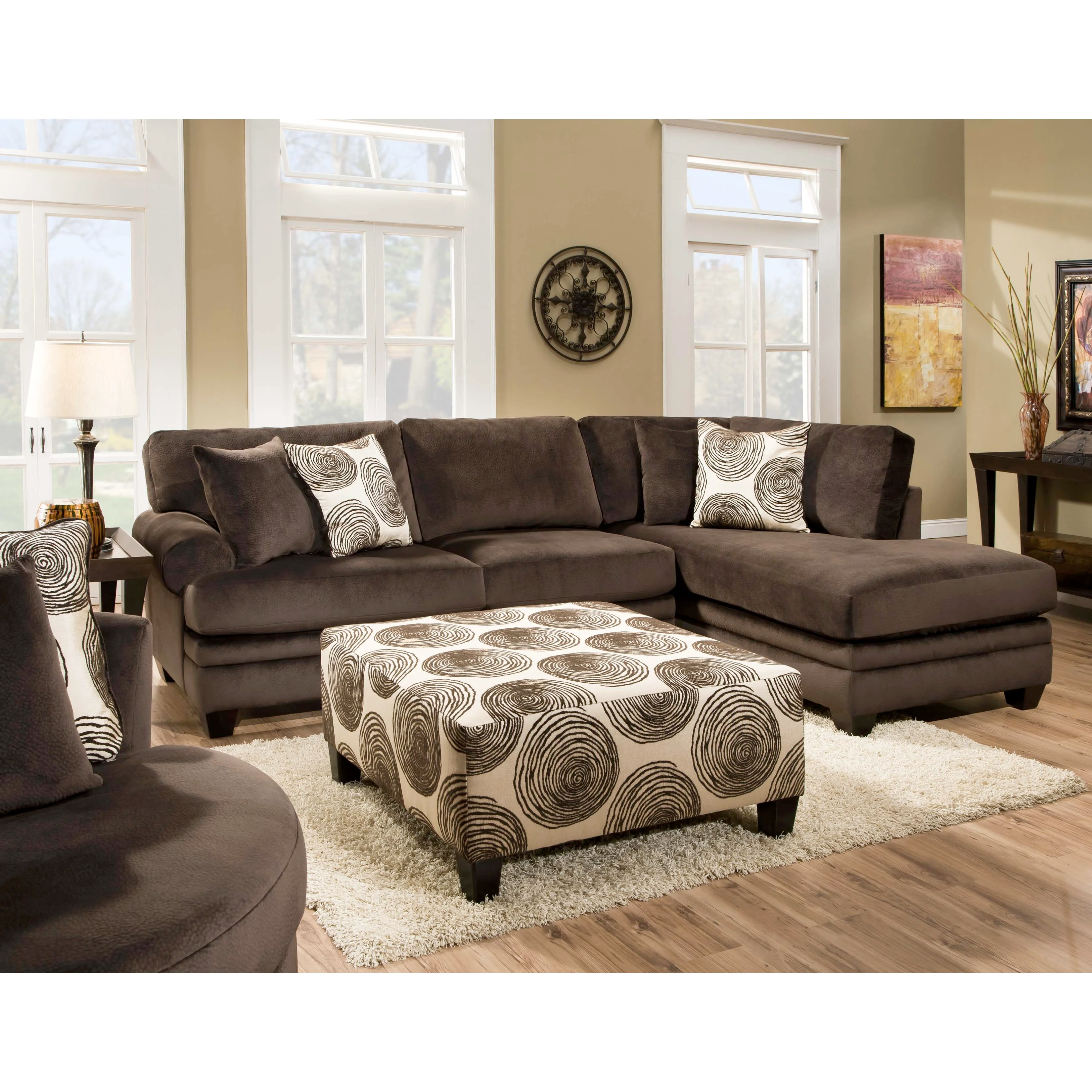 Modern Sectional Sofa Made In Usa Centerfieldbar Com