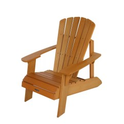 Lifetime Adirondack Chairs Leather Chair With Ottoman And Reviews Wayfair