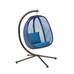 Swing Chair With Stand Kuwait Red Club Chairs Sale Flowerhouse And Reviews Wayfair Ca