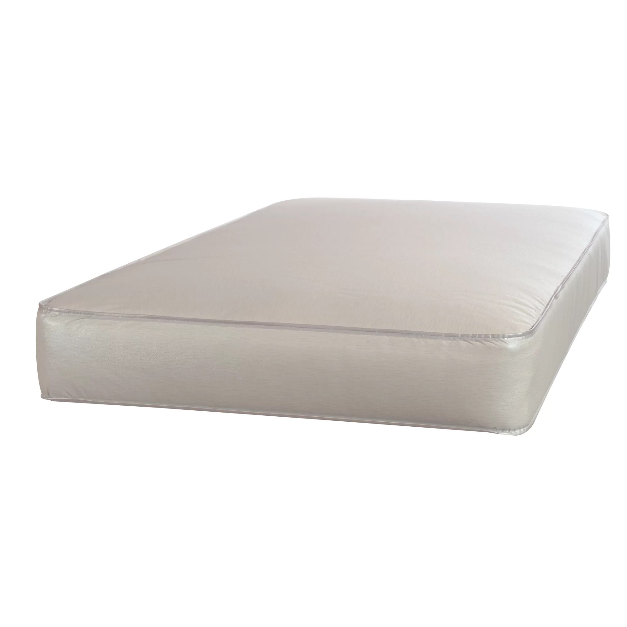Sealy Perfect Rest 525 Crib  Toddler Bed Mattress  Reviews  Wayfair