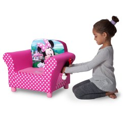 Minnie Mouse Recliner Chair Louis Xv Antique Delta Children Disney 39 Armchair And Reviews