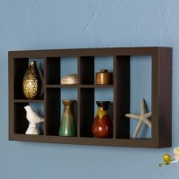 "Wildon Home  Tyra 24"" Display Shelf & Reviews | Wayfair"