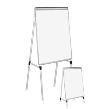 Mastervision Dry Erase Quad-Pod Presentation Easel Free