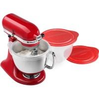 KitchenAid Reusable Bowl Liners with Lids for Tilt-Head ...