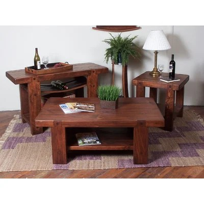 2 Day Russian River Coffee Table Set & Reviews