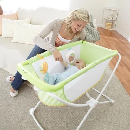 FisherPrice Rock and Play Portable Bassinet  Reviews