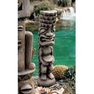 Tiki God of The Luau Statue