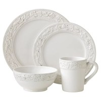 Pfaltzgraff Country Cupboard 16 Piece Dinnerware Set ...