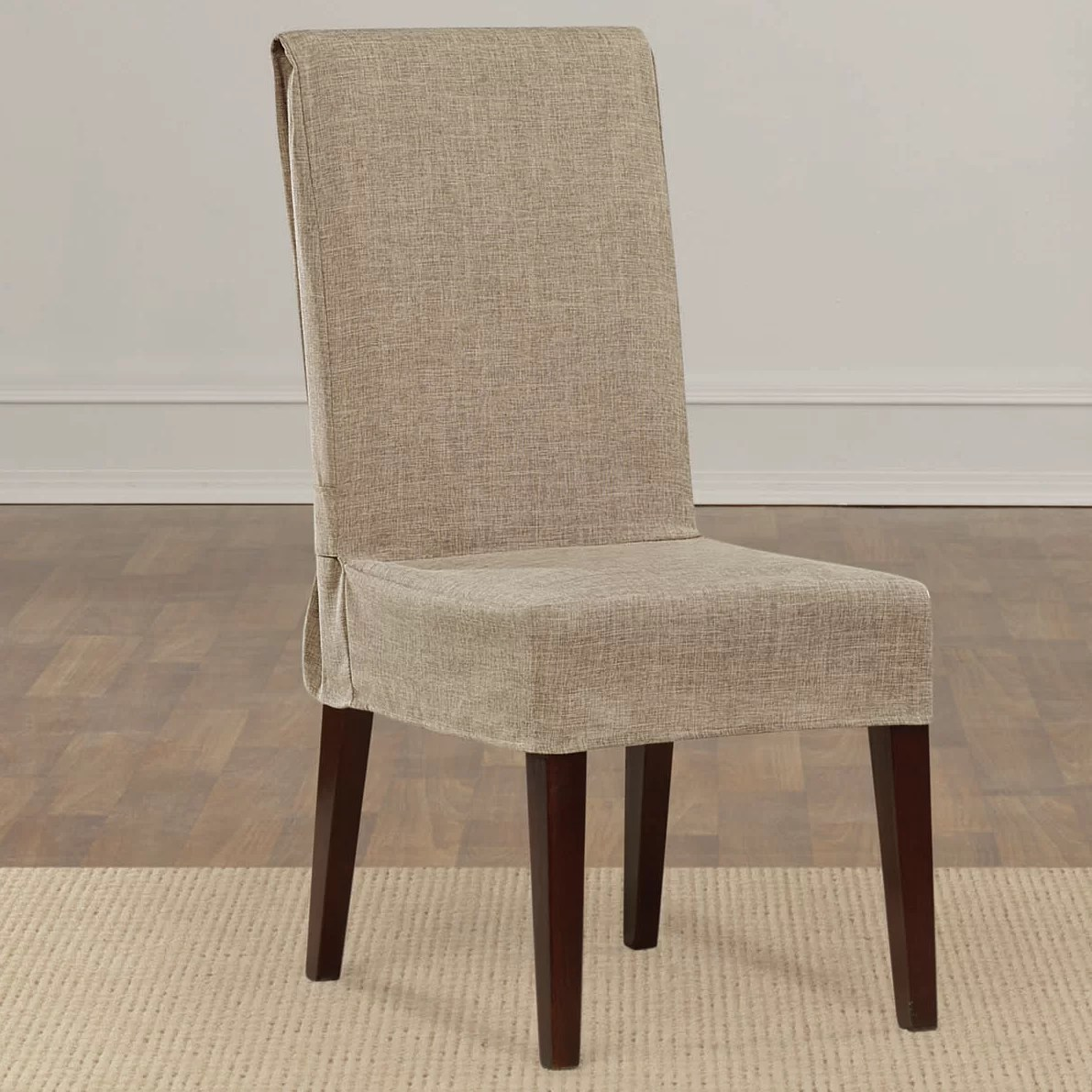 Sure Fit Shorty Dining Chair Slipcover  Reviews  Wayfair